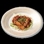 43-鶏の生姜ソース