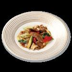 36-牛肉と野菜の黒胡椒炒め