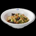 91-鶏と野菜のかけご飯