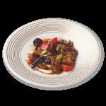 38-牛肉の辛味炒め