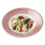 42-鶏と野菜の塩炒め