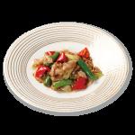 29-豚肉と野菜のXO醤炒め